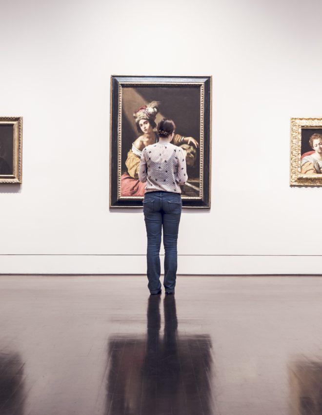 L'opera d'arte come l'essere umano: un'identità espressiva dotata d'emozioni