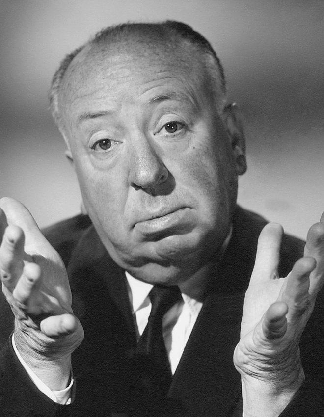 La percezione visiva nel cinema: <br>a scuola da Alfred Hitchcock